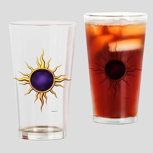 Astral Star: Tanzanite Drinking Glass