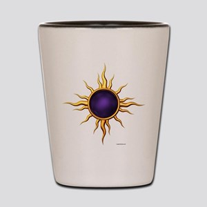 Astral Star: Tanzanite Shot Glass