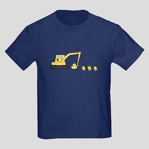 Take a ride Kids Dark T-Shirt