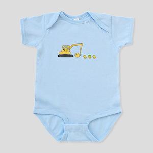 Take a ride Infant Bodysuit