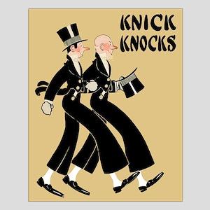 Knick Knocks Vintage Small Poster