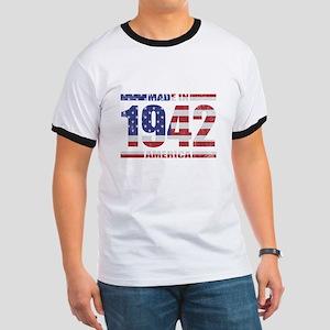 1942 Made In America Ringer T