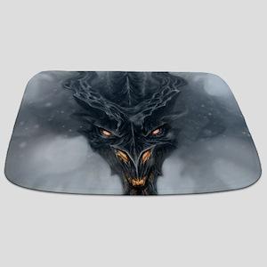 Evil Dragon Bathmat