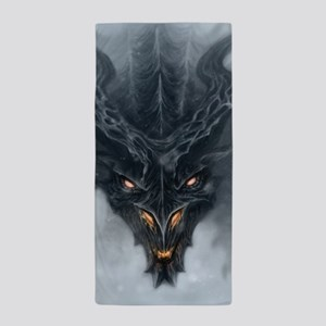 Evil Dragon Beach Towel