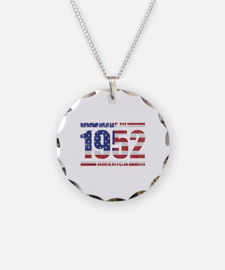 1952 Made In America Necklace