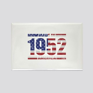 1952 Made In America Rectangle Magnet