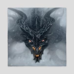 Evil Dragon Queen Duvet