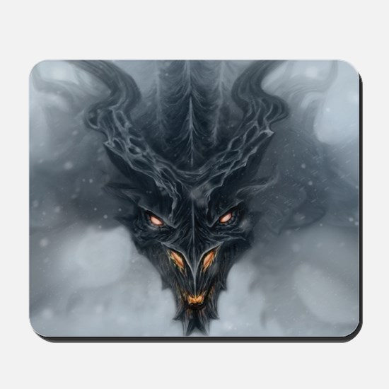 Evil Dragon Mousepad