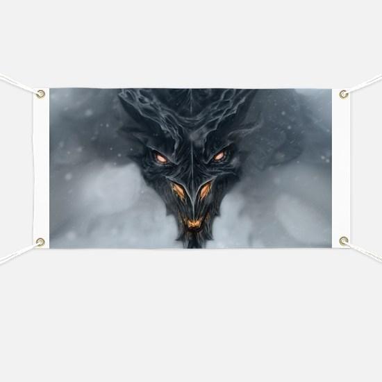 Evil Dragon Banner