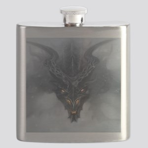 Evil Dragon Flask