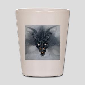 Evil Dragon Shot Glass
