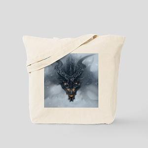 Evil Dragon Tote Bag