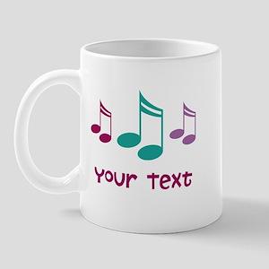 Design Your Own Music Mug