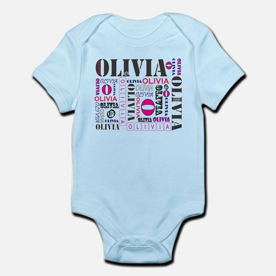 Olivia Infant Bodysuit