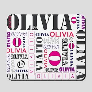 Olivia Mousepad