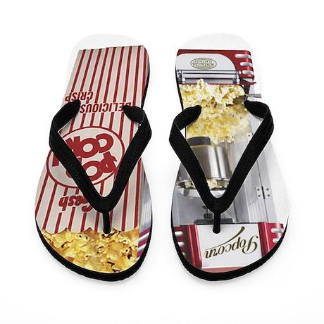 Popcorn Flip Flops