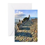 Old Pier Greeting Cards (Pk of 10)
