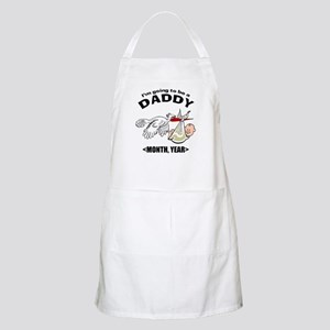 Funny Daddy To Be Personalized Apron
