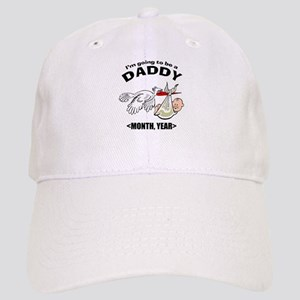 Funny Daddy To Be Personalized Cap