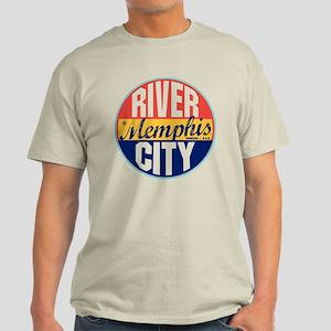 Memphis Vintage Label Light T-Shirt