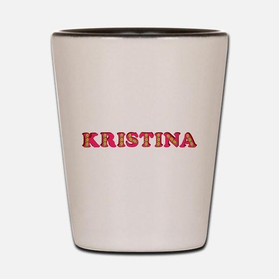 Kristina Shot Glass