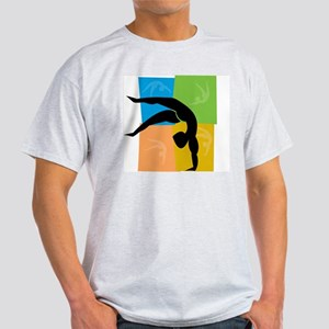 Gymnastics 2 Ash Grey T-Shirt