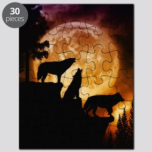Wolves Peak Puzzle