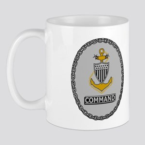 Command Master Chief<BR> 11 Ounce Mug 3