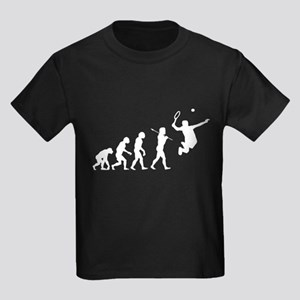 Evolve - Tennis Kids Dark T-Shirt