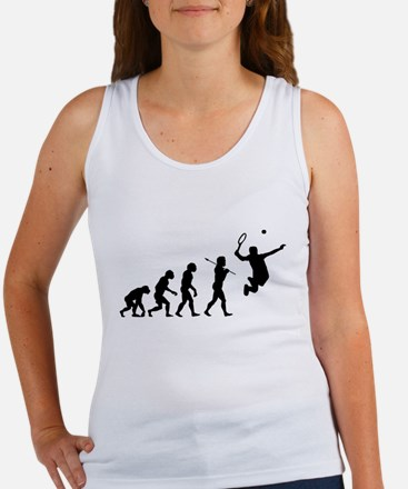 Evolve - Tennis Women's Tank Top
