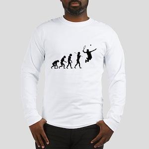 Evolve - Tennis Long Sleeve T-Shirt