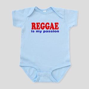 Reggae Is My Passion Infant Bodysuit