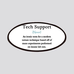 Tech Support Patches