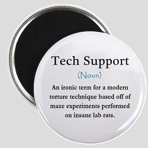 Tech Support Magnet