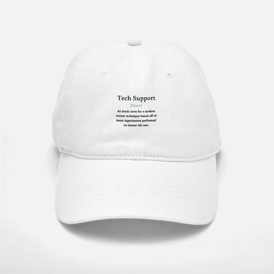 Tech Support Cap