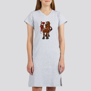 Christmas Cow Nightshirt
