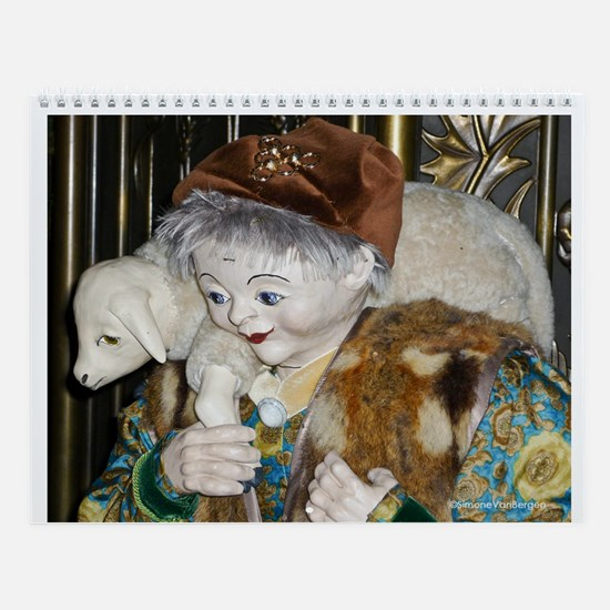 Shepherd's Boy Wall Calendar