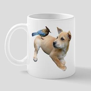 Puppy Jay Mug