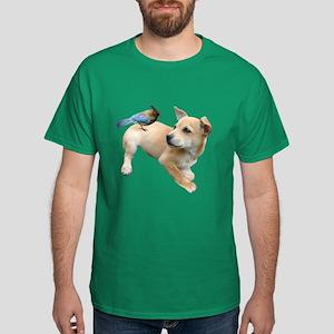 Puppy Jay Dark T-Shirt