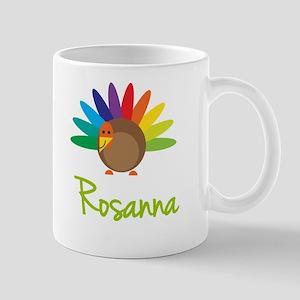 Rosanna the Turkey Mug