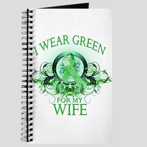 I Wear Green for my Wife (flo Journal