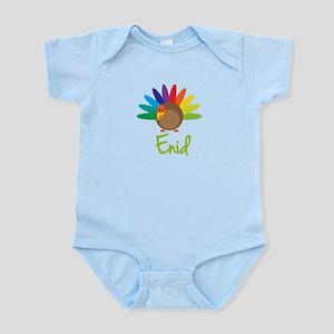 Enid the Turkey Infant Bodysuit