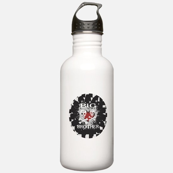 Cute Big brothers Water Bottle