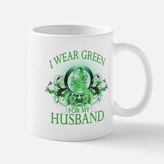 I Wear Green for my Husband ( Mug