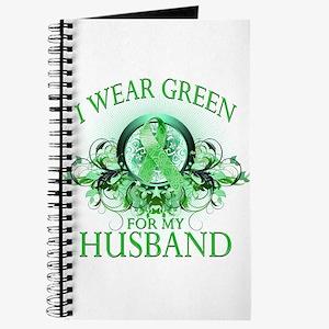 I Wear Green for my Husband ( Journal