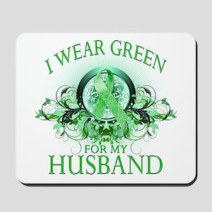 I Wear Green for my Husband ( Mousepad