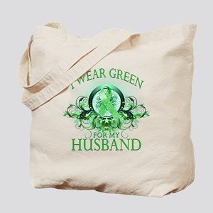 I Wear Green for my Husband ( Tote Bag