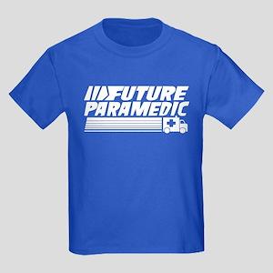 Future Paramedic Kids Dark T-Shirt