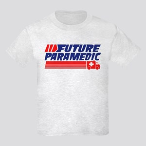 Future Paramedic Kids Light T-Shirt