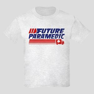 Future Paramedic Kids Light T-Shirt